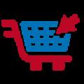 Logo einkaufengehen.at